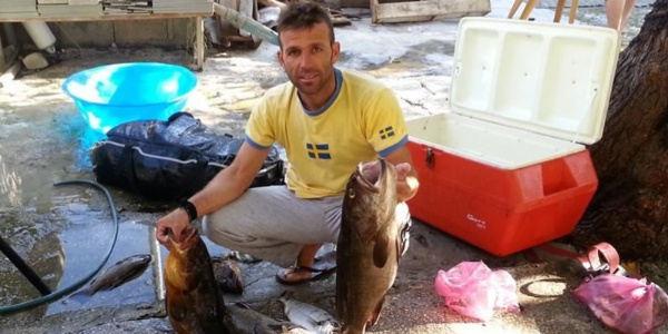 Bacanağına yardım için Asi nehrine giren dalgıç hayatını kaybetti
