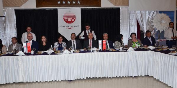 TEV'den 50 yılda 250 bin öğrenciye destek