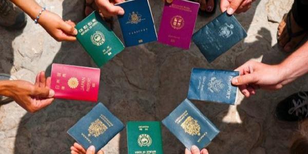 Dünyanın en değerli pasaportları sıralamasında Türkiye 49'uncu