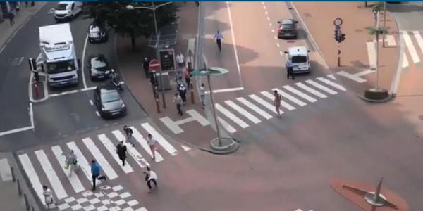 Belçika'nın Liege kentinde kanlı çatışma: 3 ölü