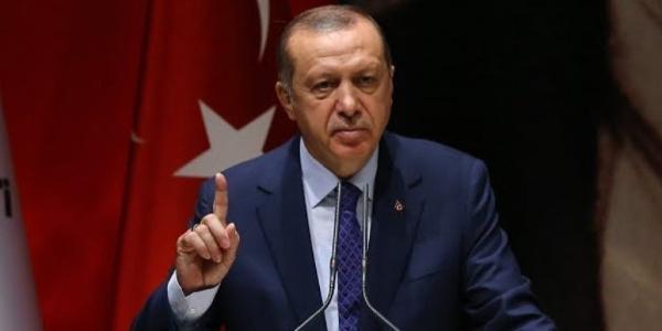 Cumhurbaşkanı Erdoğan'dan Muharrem İnce hakkında suç duyurusu