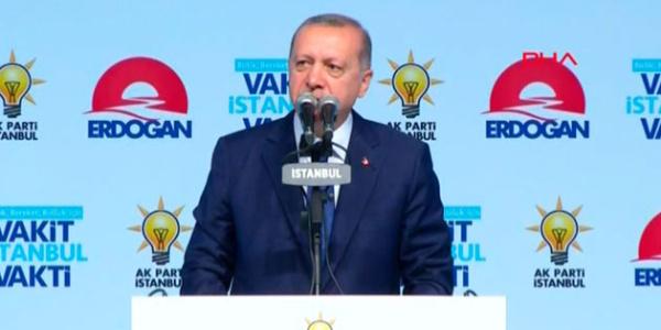 Cumhurbaşkanı Erdoğan, Muharrem İnce'ye sert çıktı: İspat etmezsen nağmertsin