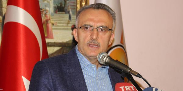 Bakan Naci Ağbal'dan eski Merkez Bankası Başkanı Durmuş Yılmaz'a 30 milyar cevabı