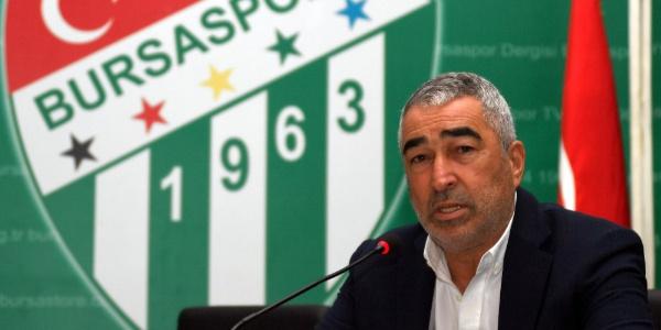 Samet Aybaba: Galatasaray yaptı Bursaspor neden yapmasın