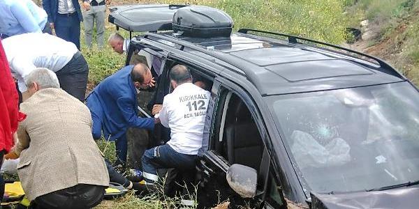Ankara'daki miting için yola çıkan İYİ Parti aracı kaza yaptı: 7 yaralı
