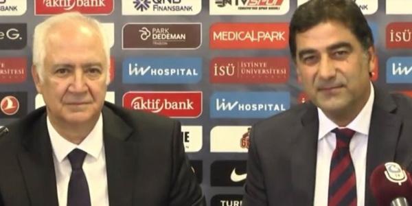 Ünal Karaman yıllar sonra Trabzonspor'a teknik direktör olarak döndü