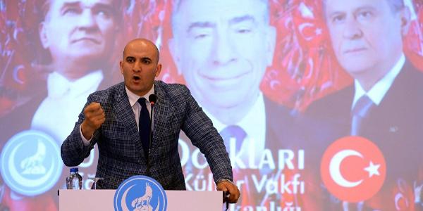 Ülkü Ocaklarından Alparslan Türkeş ile ilgili iddialara cevap