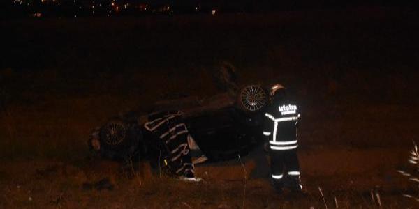 Çorlu'da iftardan dönen aileyi kaza ayırdı: 1 ölü, 1 yaralı