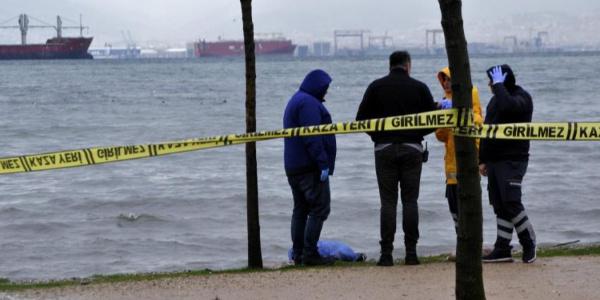 Kocaeli'nde iki gündür aranan şahsın cesedi denizde bulundu