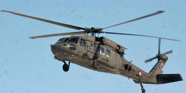 Bulgaristan açıklarındaki Türk personelin imdadına Türk askeri yetişti