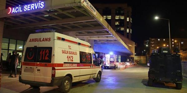 Diyarbakır'da çatışmada yaralanan güvenlik korucusu kurtarılamadı