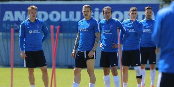 Teknik Direktör konusunu çözen Trabzonspor'da sıra pahalı futbolculara geldi