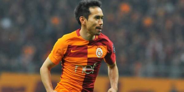 Galatasaray'ın kiralık oyuncusu Nagatomo, Japonya Milli Takımı'nda