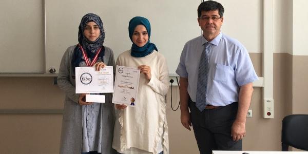 Samsunda İmam Hatip Lisesi öğrencisi Oxford Big Read yarışmasında birinci oldu