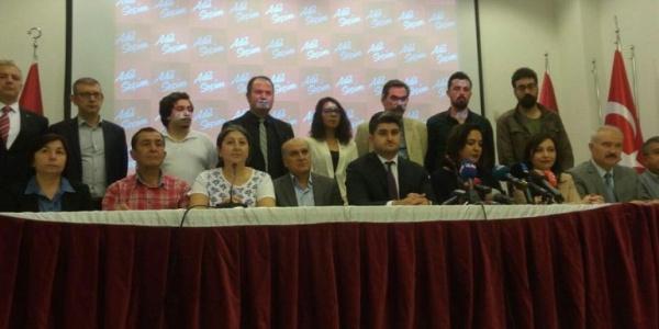 CHP, İYİ Parti, Saadet Partisi ve HDP  'Adil Seçim Platformu'nda buluştu