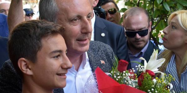 Muharrem İnce'den Gümilcine ve Kırcaali'ye ziyaret