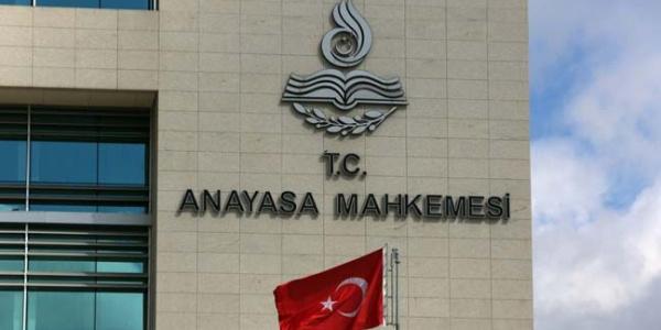 CHP'nin seçim ittifakına karşı yaptığı başvuru Anayasa Mahkemesi'nden döndü