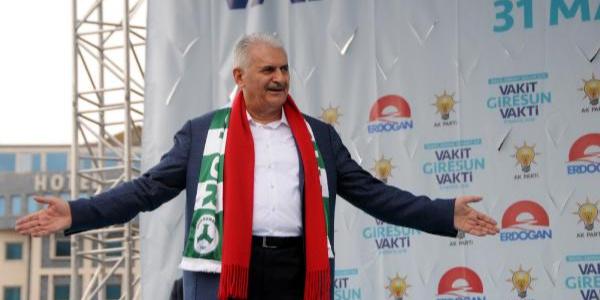Başbakan Yıldırım'dan Muharrem İnce'ye: CHP'nin seçim beyannamesini okumadın mı