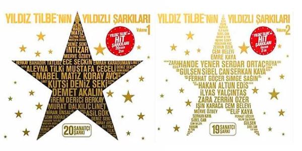 """Yıldız Tilbe """"Yıldızlı Şarkılar""""la rekora koştu"""