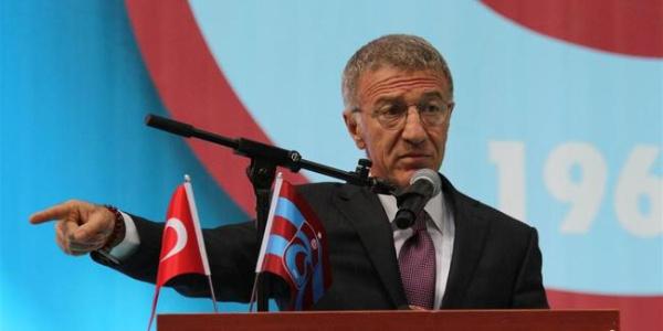 Ahmet Ağaoğlu'dan eski başkan Muharrem Usta'ya ağır sözler