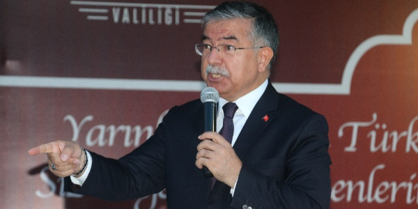 Milli Eğitim Bakanı İsmet  Yılmaz, öğretmenlerle iftarda buluştu