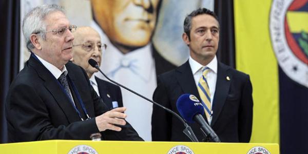 Fenerbahçe Kongresi'ne LGS molası verildi