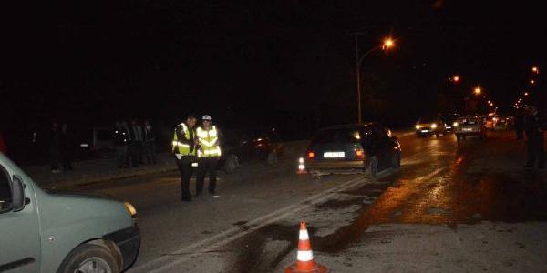 Gümüşhane'deki kazada 5'i aynı aileden 8 yaralı