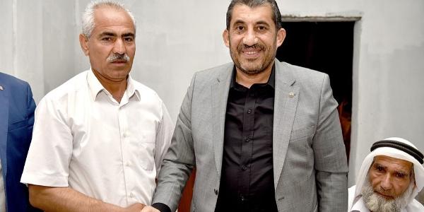 HDP'nin Şanlıurfa Milletvekili Aday Adayı AK Parti'ye geçti
