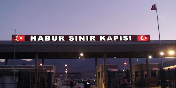 Terör örgütü PKK'nın üst düzey yöneticisi sınırda teslim oldu
