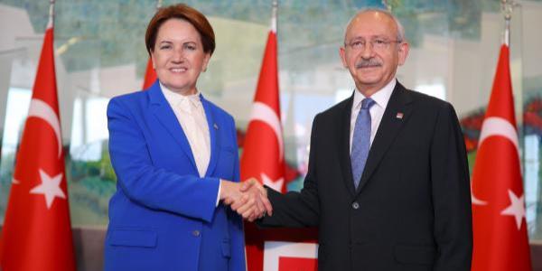 Kemal Kılıçdaroğlu ve Meral Akşener'den iyileştirilmiş parlamenter sistem çıkışı