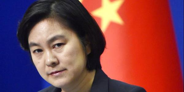 Çin Dışişleri Bakanlığı'ndan Pompeo'nun sözlerine sert cevap