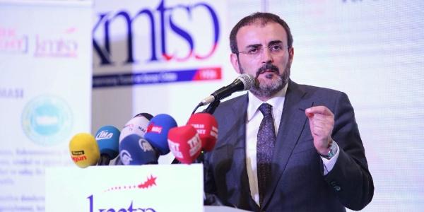 """Mahir Ünal: Türkiye """"hasta adam""""lık dönemini geride bıraktı"""