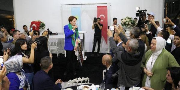 Meral Akşener'den Binali Yıldırım'a ağır sözler: Kim çemkiriyorsa o FETÖ'cüdür