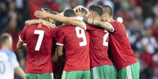 Fas'a galibiyeti getiren golü Galatasaraylı Belhanda attı