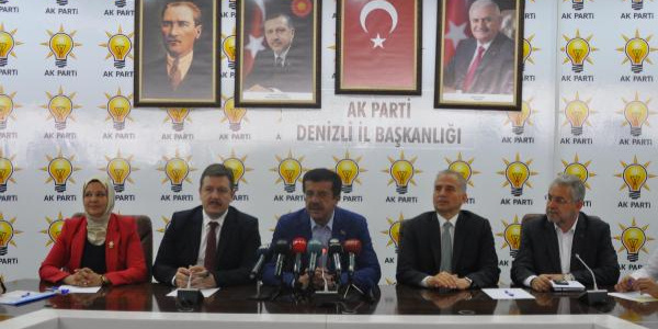 Nihat Zeybekci'den belediye başkan adaylığı iddialarına cevap