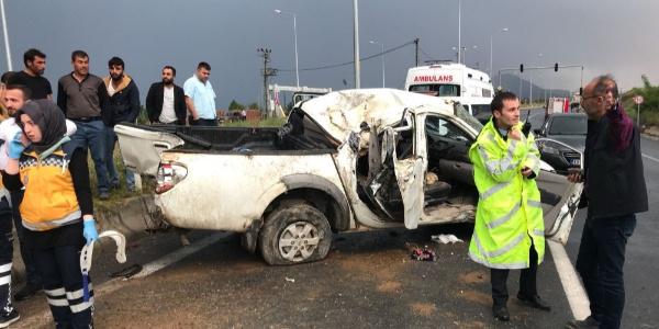 Bitlis Tatvan'da cinayet gibi kaza: 3 ölü 4 yaralı
