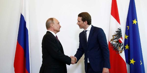 Rusya lideri Putin'den Avusturya'ya üst düzey ziyaret