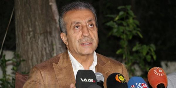 Mehdi Eker'den olay açıklama: PKK ile etkili mücüdele FETÖ'cülerin deşifresiyle başladı