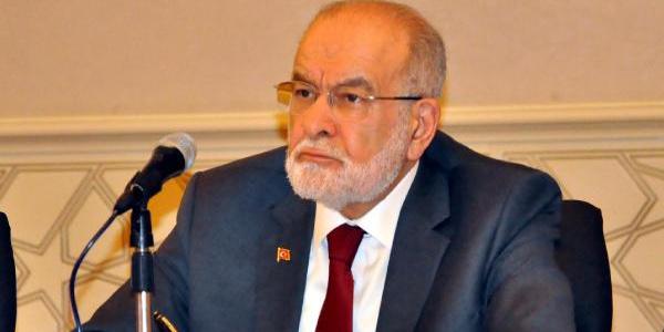 Temel Karamollaoğlu partisinin Kürt raporunu Diyarbakır'da açıkladı