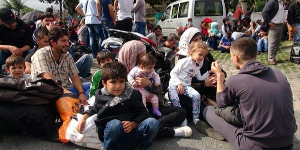 Avrupa hayali sönen Suriyeliler Türkiye'ye dönüşe geçti