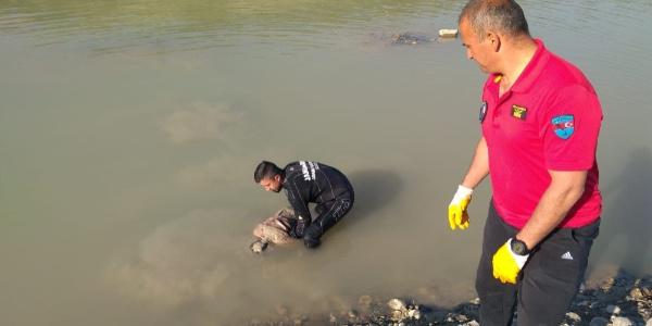 Kelkit Çayı'na topu kaçan küçük Halil'in cansız bedeni bulundu