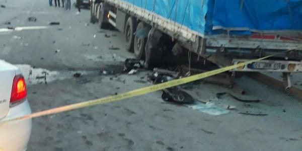 Amasya Gümüşhacıköy'de feci kaza: Aynı aileden 3 ölü, 6 yaralı