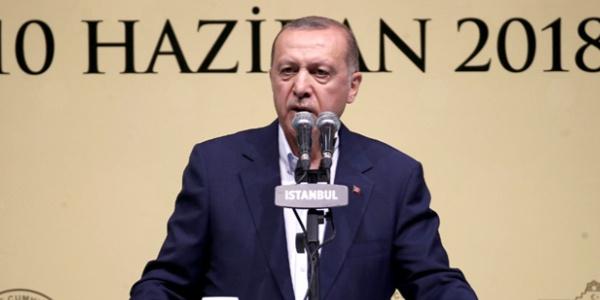 Cumhurbaşkanı Erdoğan'dan oy kullanmayacaklara uyarı: Aman ha...