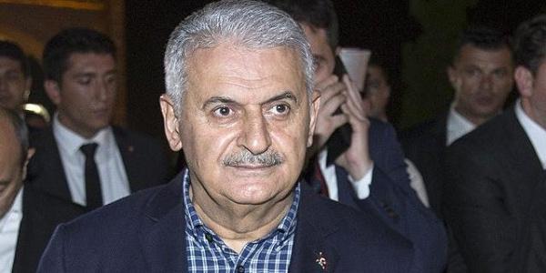 Başbakan Binali Yıldırım'dan taksicileri rahatlatan UBER açıklaması