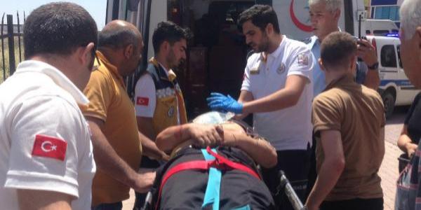 Konya'da tekstil atölyesinde Suriyelilerin alacak kavgası: 6 yaralı