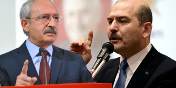 Kemal Kılıçdaroğlu'ndan İçişleri Bakanı Soylu  5 kuruşluk tazminat davası