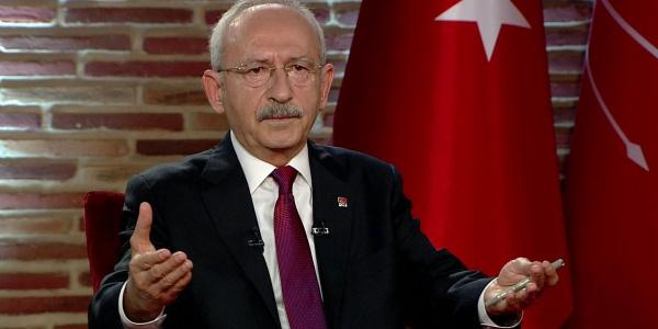 CHP lideri Kemal Kılıçdaroğlu: Sorun Kandil'i almak değil