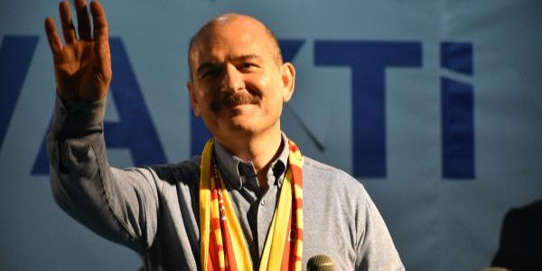 Bakan Süleyman Soylu: Bizi PKK'nın eline bırakmayın diye yalvarıyorlar
