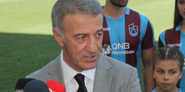 """Ahmet Ağaoğlu'ndan """"yetki belgeli""""  futbolcu simsarlarına veryansın"""