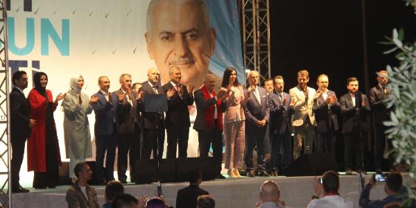 Başbakan Binali Yıldırım'dan Samsun'a müjde üstüne müjde